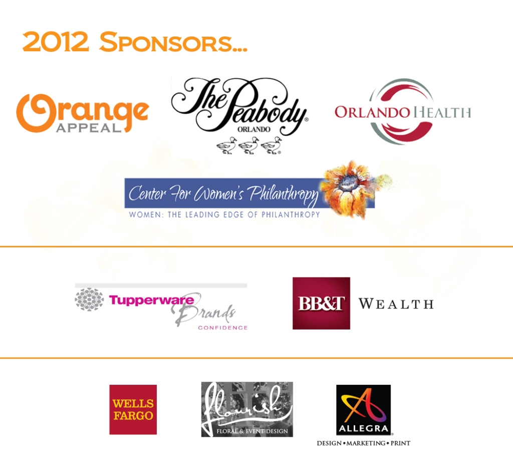 OWC 2012 sponsors